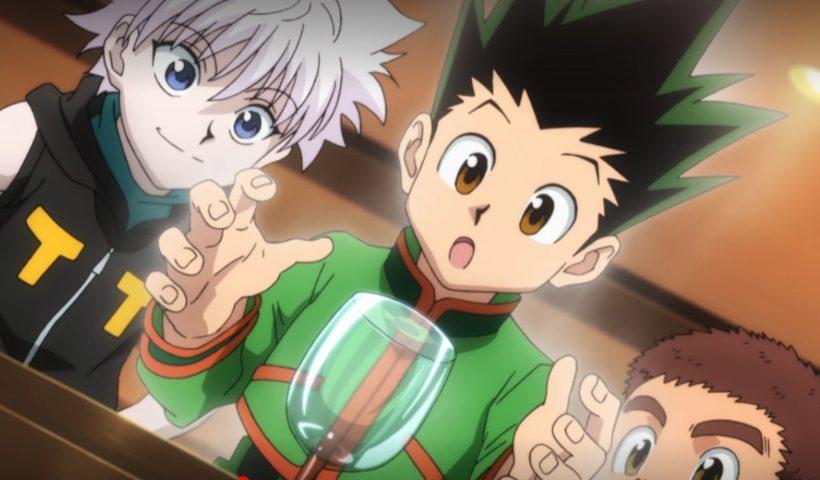 Anime Chronology