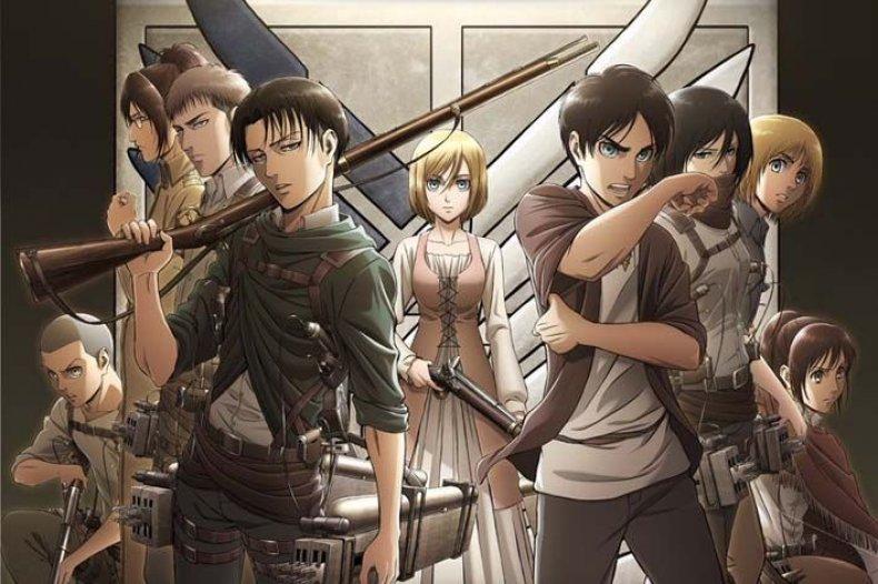 Attack On Titan Series Watch Order Xenoshogun