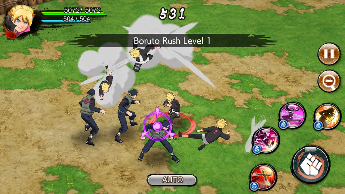 Naruto X Boruto Game