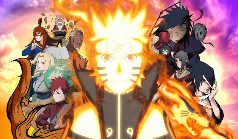 Naruto Video Games