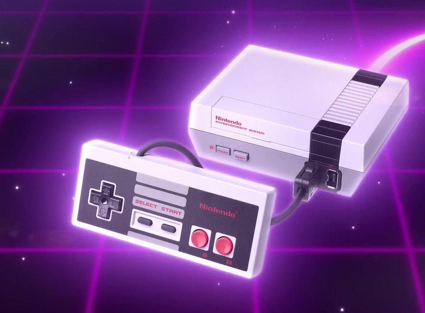 NES Nintendo Entertainment System